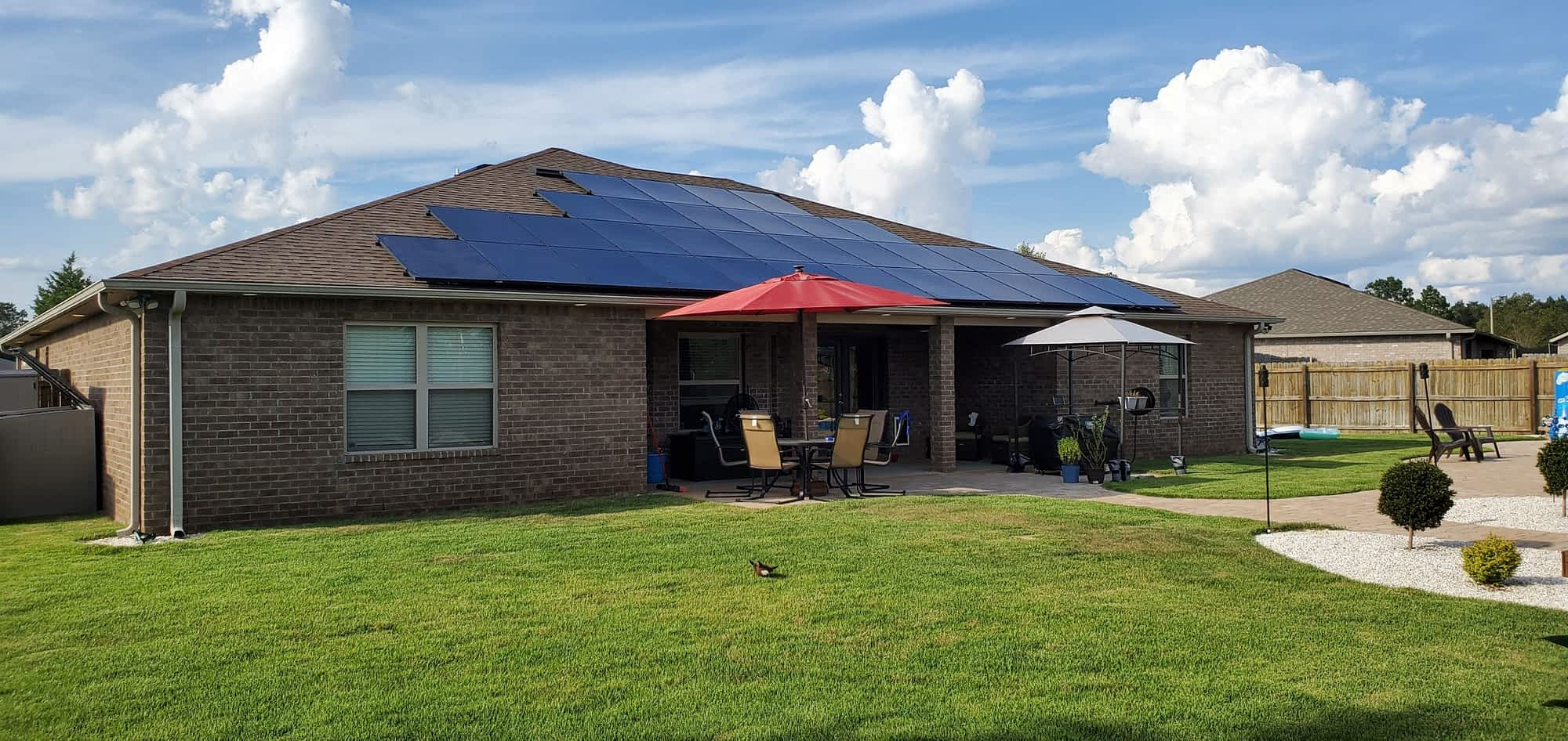 Compass solar panels in pensacola fl