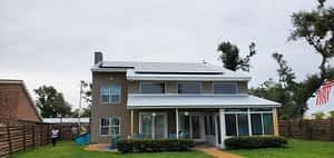 local solar company compass installing rooftop solar panels in pensacola fl